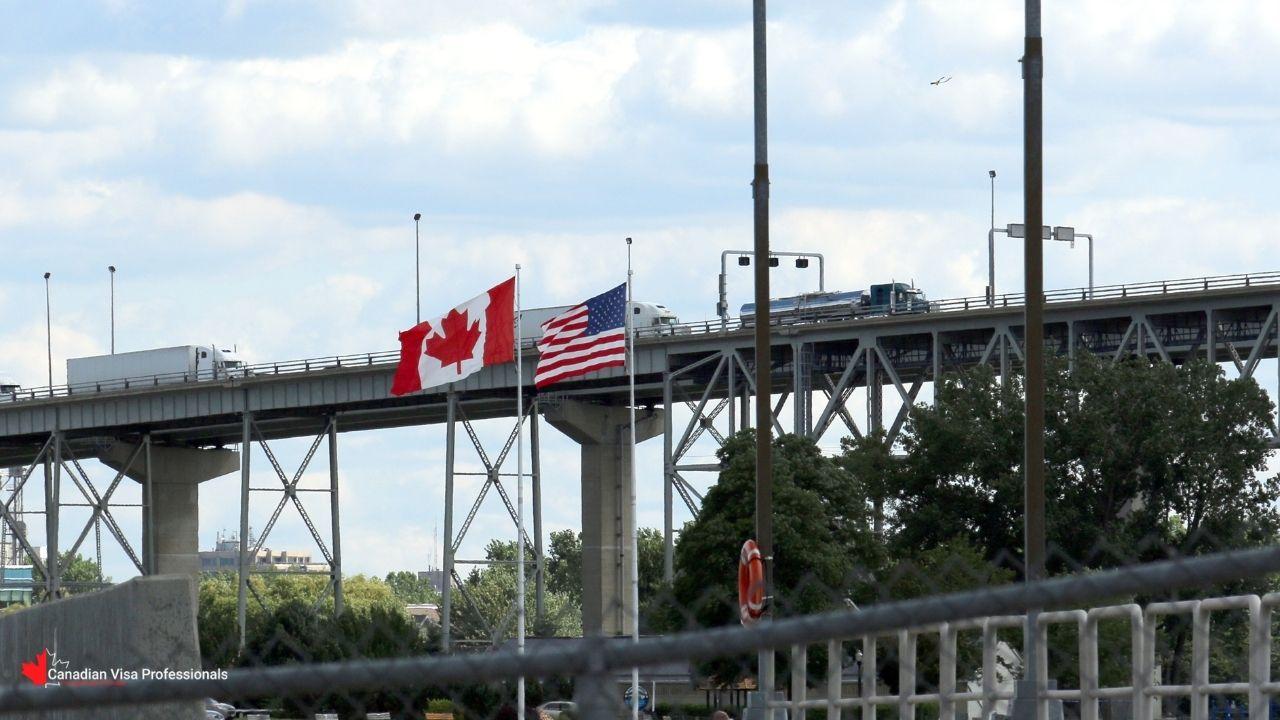 Canadian Visa Professionals - Borders